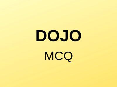 dojo-mcq