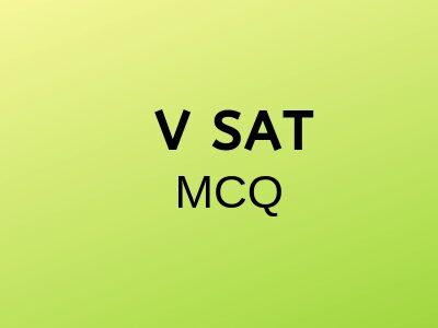 V SAT