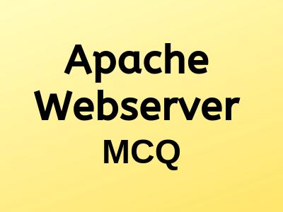 apache-mcq