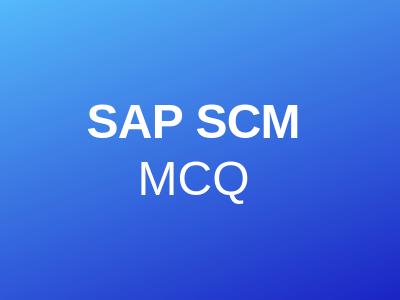 sap-scm-Interview-questions