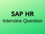 100 Top SAP HR Multiple choice Questions and Answers